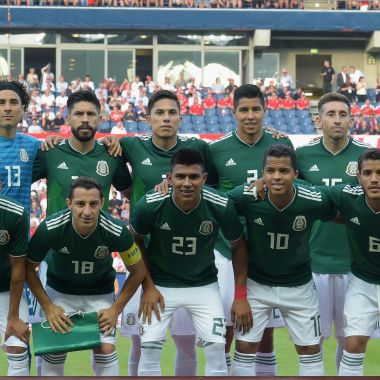 Debut Mexico Mundiales