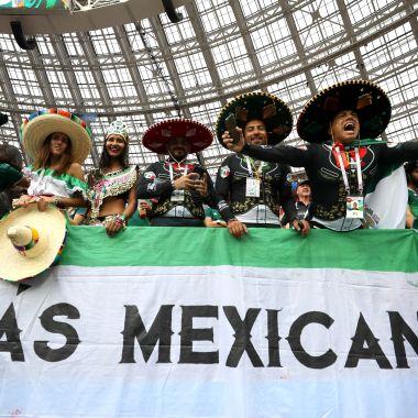 FIFA amenaza a México y podría perder puntos en su siguiente partido de Rusia 2018