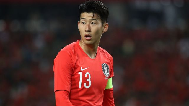 Heung Min Son cárcel jugador Corea