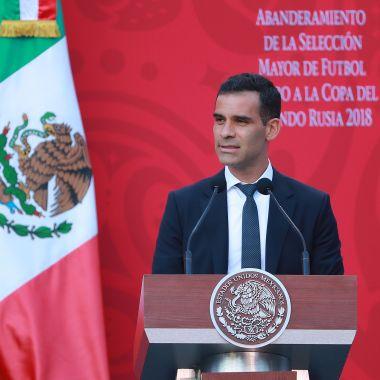 ¿Rafa Márquez se postula para presidente?