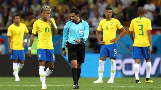 Previo Partido Brasil vs Costa Rica Mundial