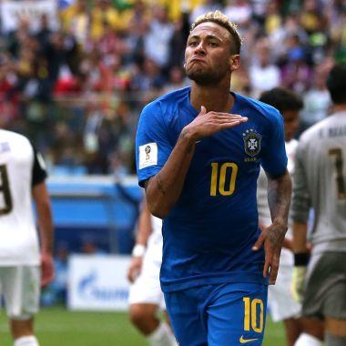 Resultado Goles Brasil Costa Rica Mundial