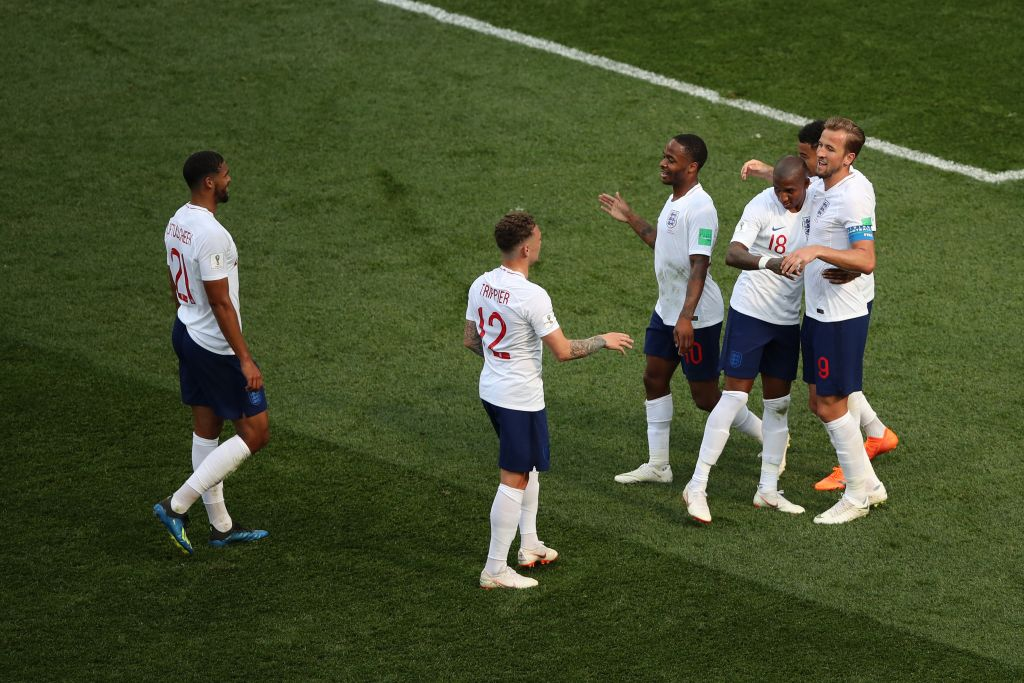 Inglaterra Gana Panama Resultado Mundial Rusia