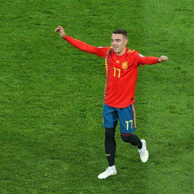 Resultado España Marruecos Goles Mundial
