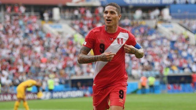 Resultado Australia vs Perú Mundial Rusia Goles