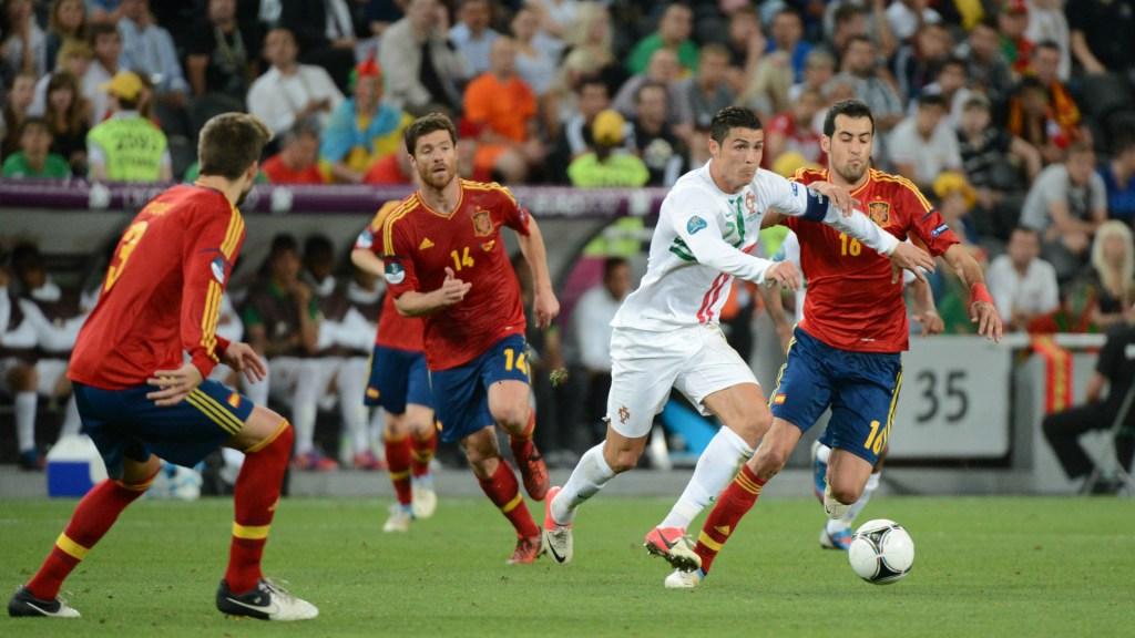 Hora Juega España Portugal Rusia 2018 Los Pleyers