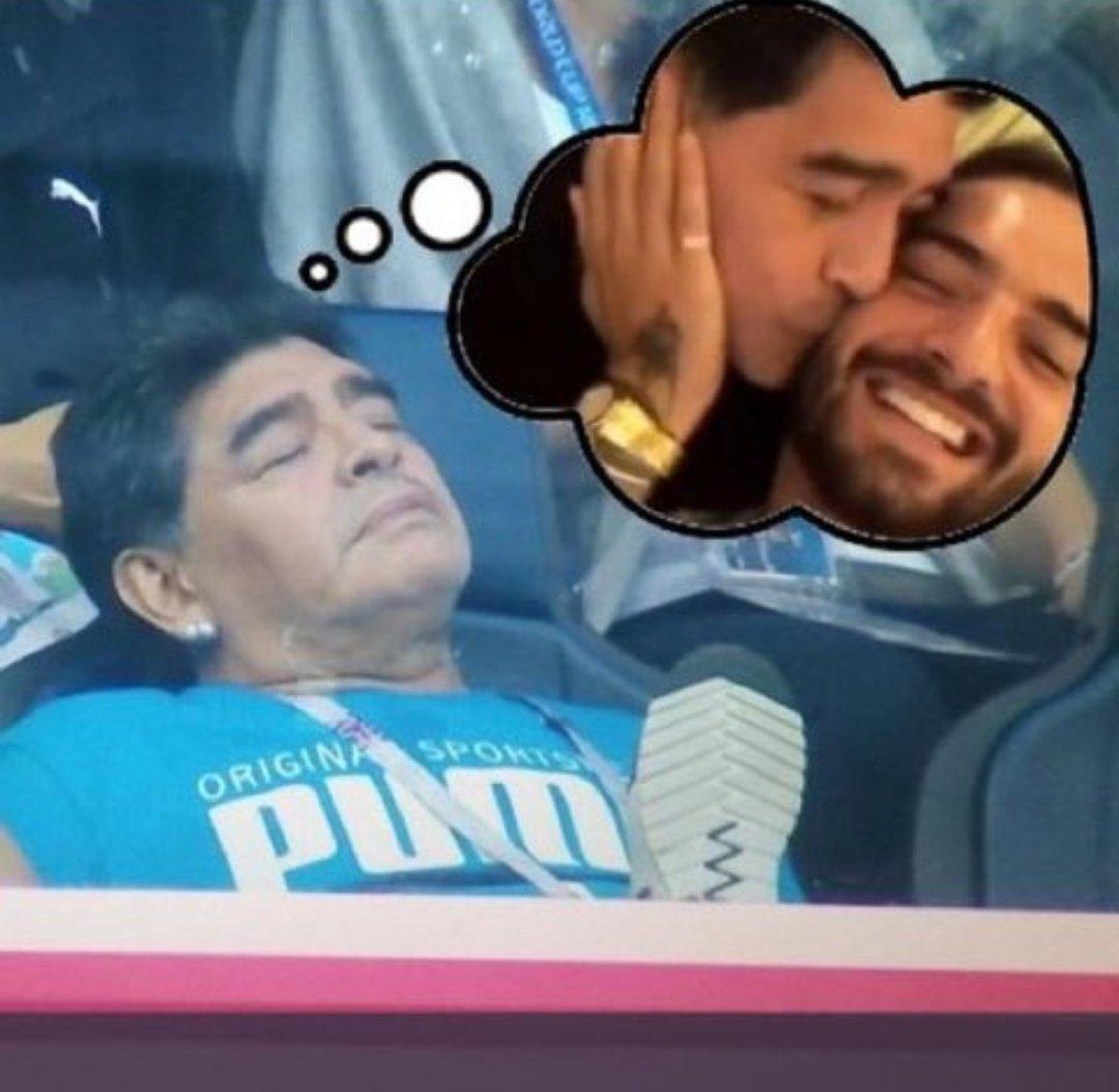 Maluma Maradona Meme