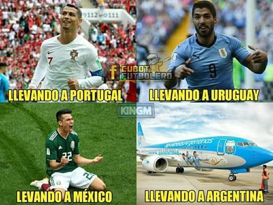 """4959de8230337 Pero como dijo un sabio comentarista  """"La diferencia entre Messi y Cristiano  es muy simple  a Messi lo mandas a la guerra con un arsenal de armas y  puede ..."""
