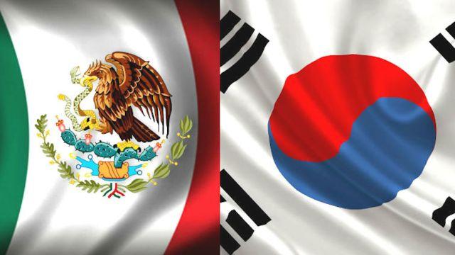 México y Corea del Sur: Una relación que va mucho más del futbol