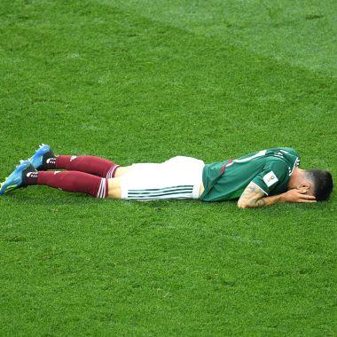Cómo puede quedar eliminado Mexico del Mundial 2018