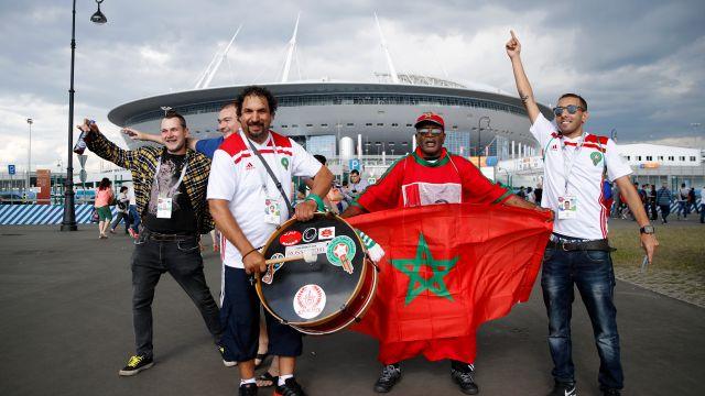 Minuto Minuto Marruecos Irán Grupo B Mundial Rusia 2018