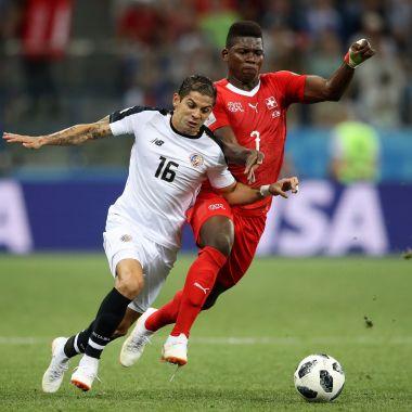 Suiza Mundial Costa Rica Resultados Rusia 2018 Pleyers