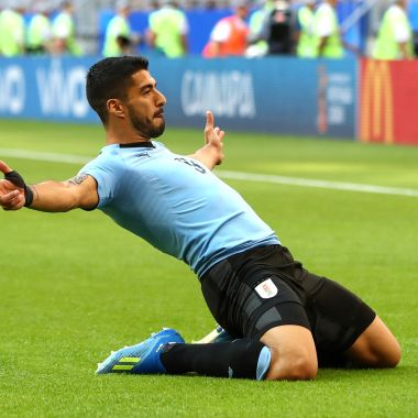 Uruguay Rusia Mundial Grupo A Goles Resumen 2018 Mundial