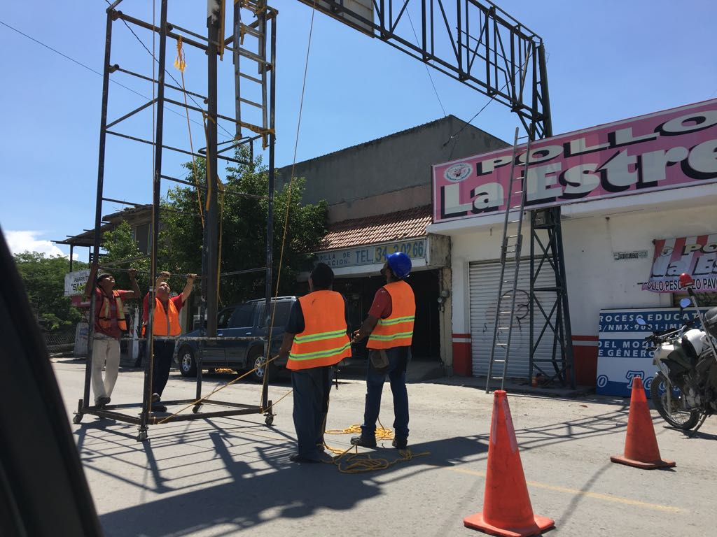 Zacatepec 10 Meses Terremoto Estadio Futbol