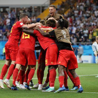 Bélgica Japón Octavos De Final Mundial Goles