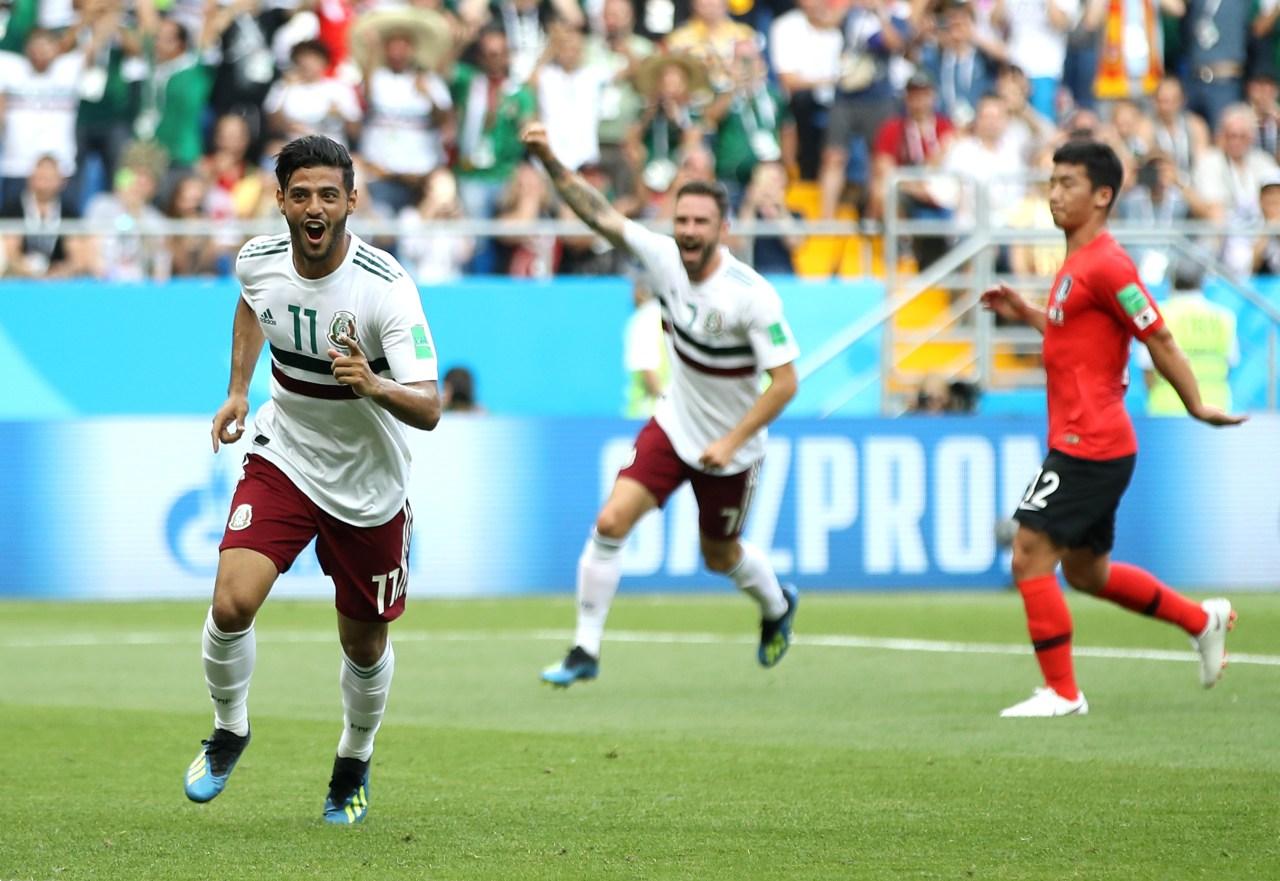 Carlos Vela, México, Continuidad, Selección Nacional