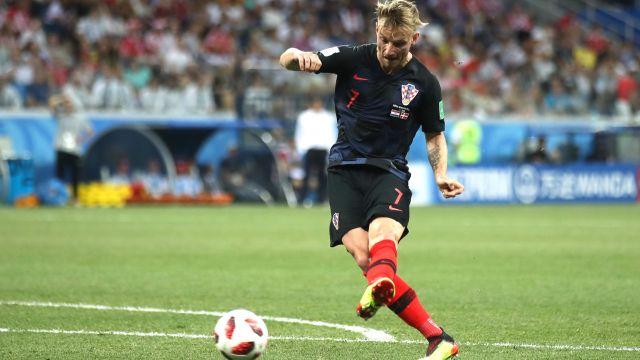 Croacia, Dinamarca, Mundial, Resultado 2