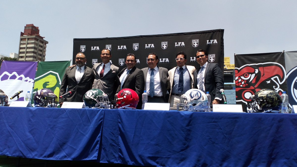Cruz Azul Noticias, Estadio Azul, Liga de Fútbol Americano Profesional de México, América