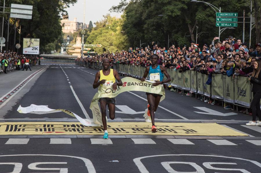 Fallece Corredor Medio Maratón CDMX