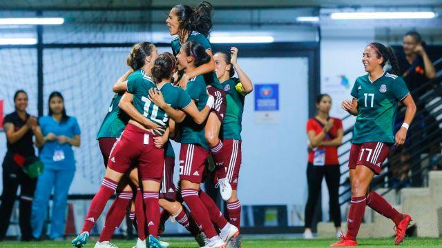 Futbol, México, Costa Rica, Juegos Centroamericanos Barranquilla 2018
