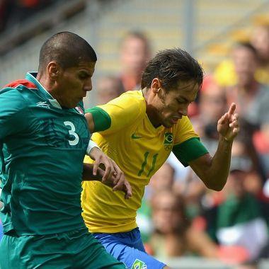 Brasileños Confunden Carlos Salcido Salcedo Olímpicos