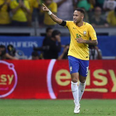 La imagen de Neymar es utilizada para transportar cocaína