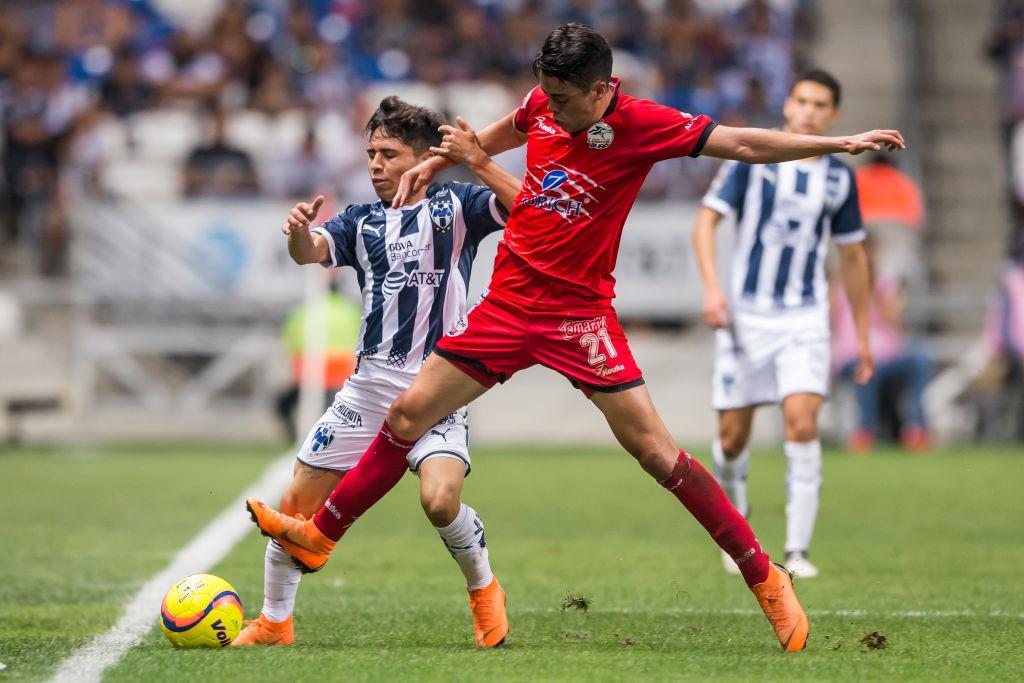 Tigres Regresa Futbolista Prestado Lobos BUAP Eduardo Tercero