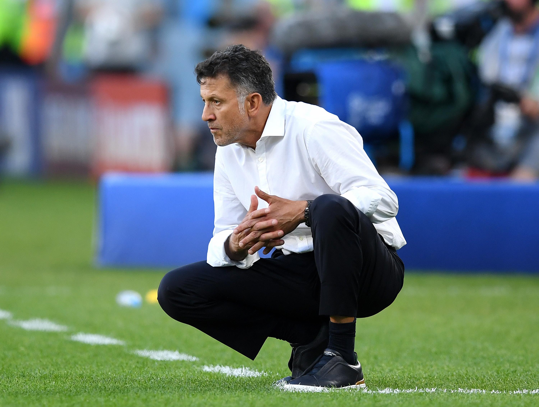 Juan Carlos Osorio Jugadores Recomendados Selección