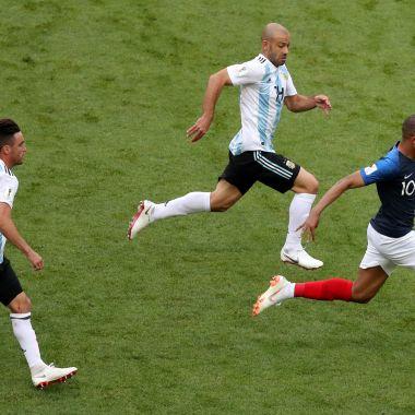 Kylian Mbappé hizo temblar a Usain Bolt