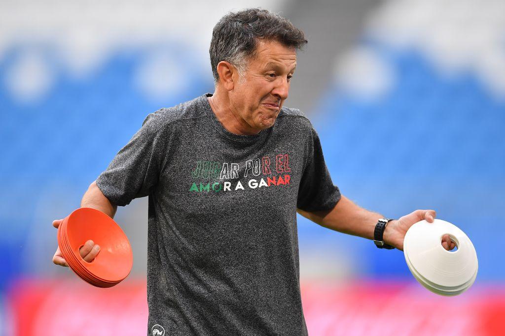 Mexicanos Contentos Juan Carlos Osorio Selección