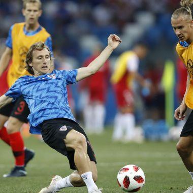 Sigue EN VIVO el Croacia vs Dinamarca en Rusia 2018