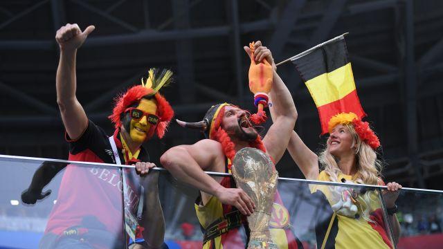 En Vivo Francia vs Bélgica Semifinal