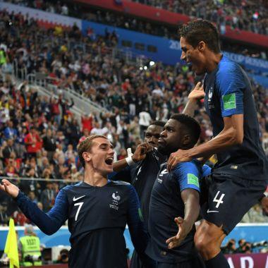 Francia muestra su grandeza y ya está en la final de Rusia 2018