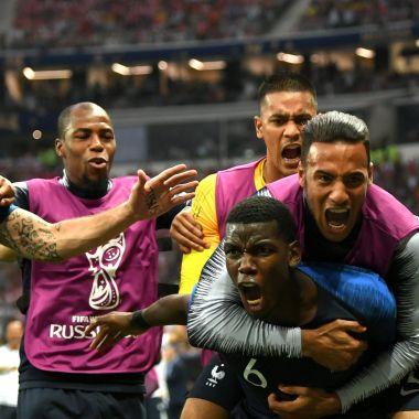 ¡Allez les Bleus!, así festejó la gente el título Mundial de Francia