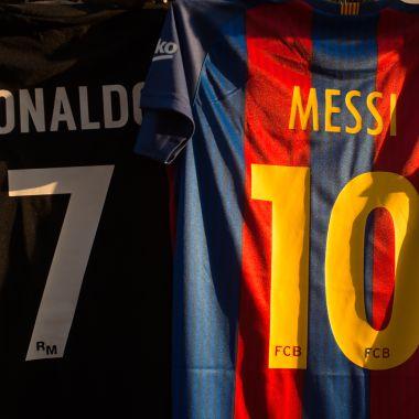Instagram, Messi, Cristiano Ronaldo, Futbolista