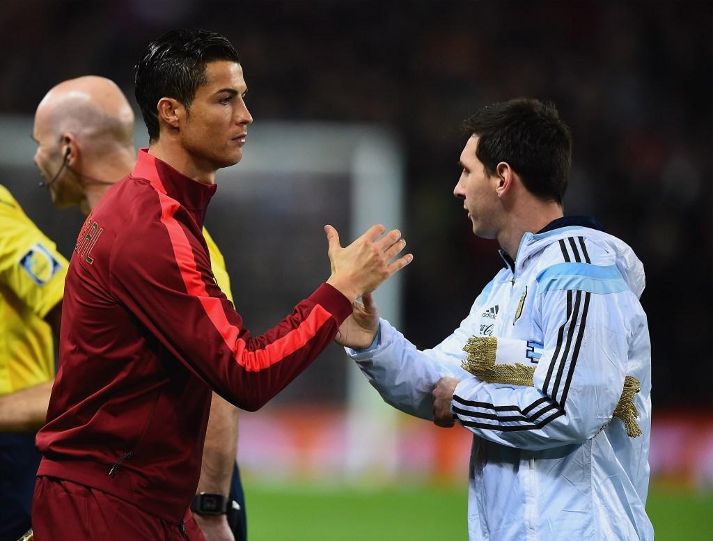 Inter Milan Messi Fichaje Cristiano Los Pleyers