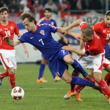 Ivan Rakitic, el suizo que eligió a Croacia