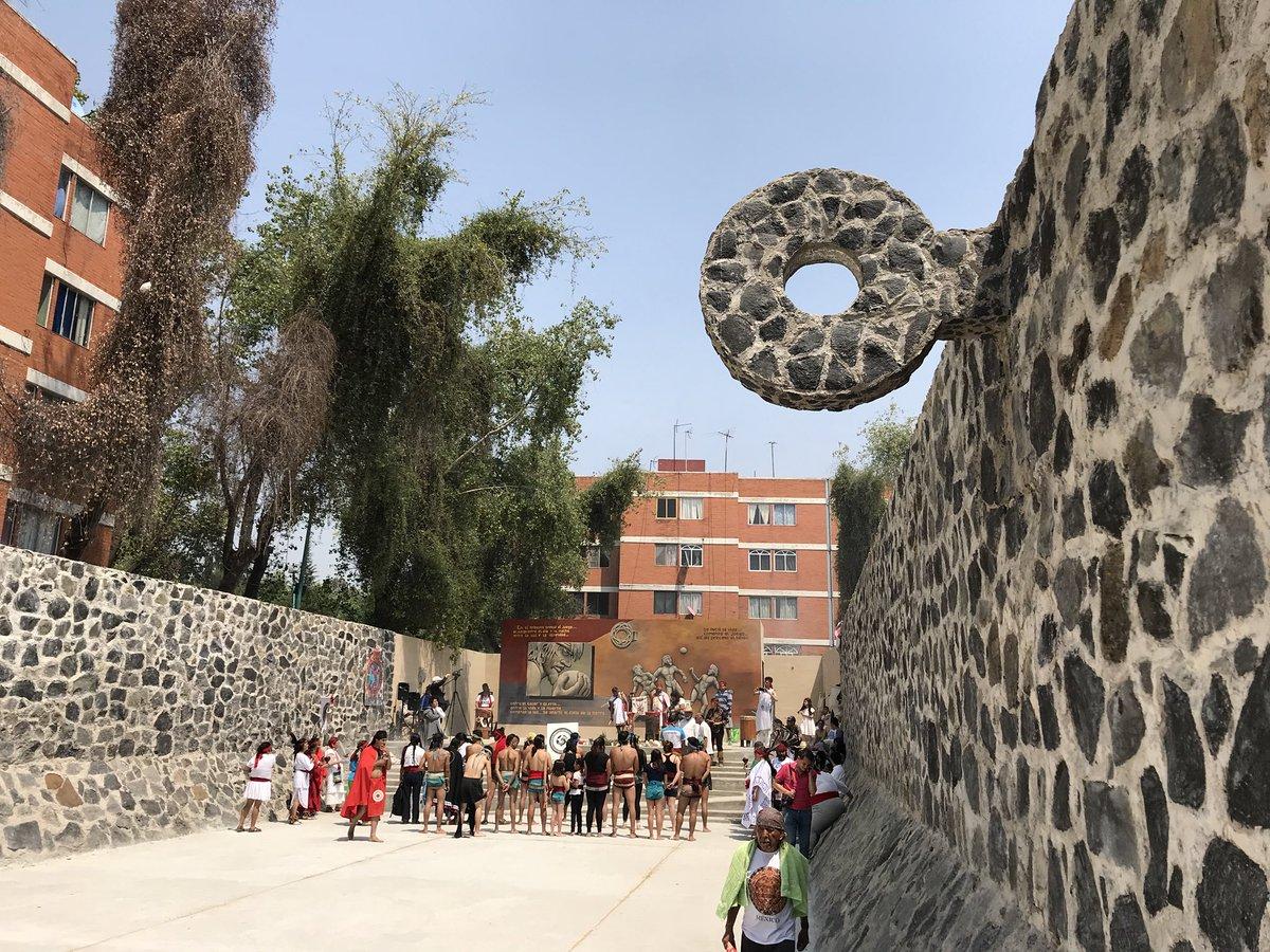 Juego Pelota, Cancha, Ciudad de México, Azcapotzalco