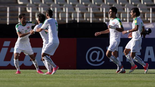 Jugadores Selección Irak Cachirules FIFA