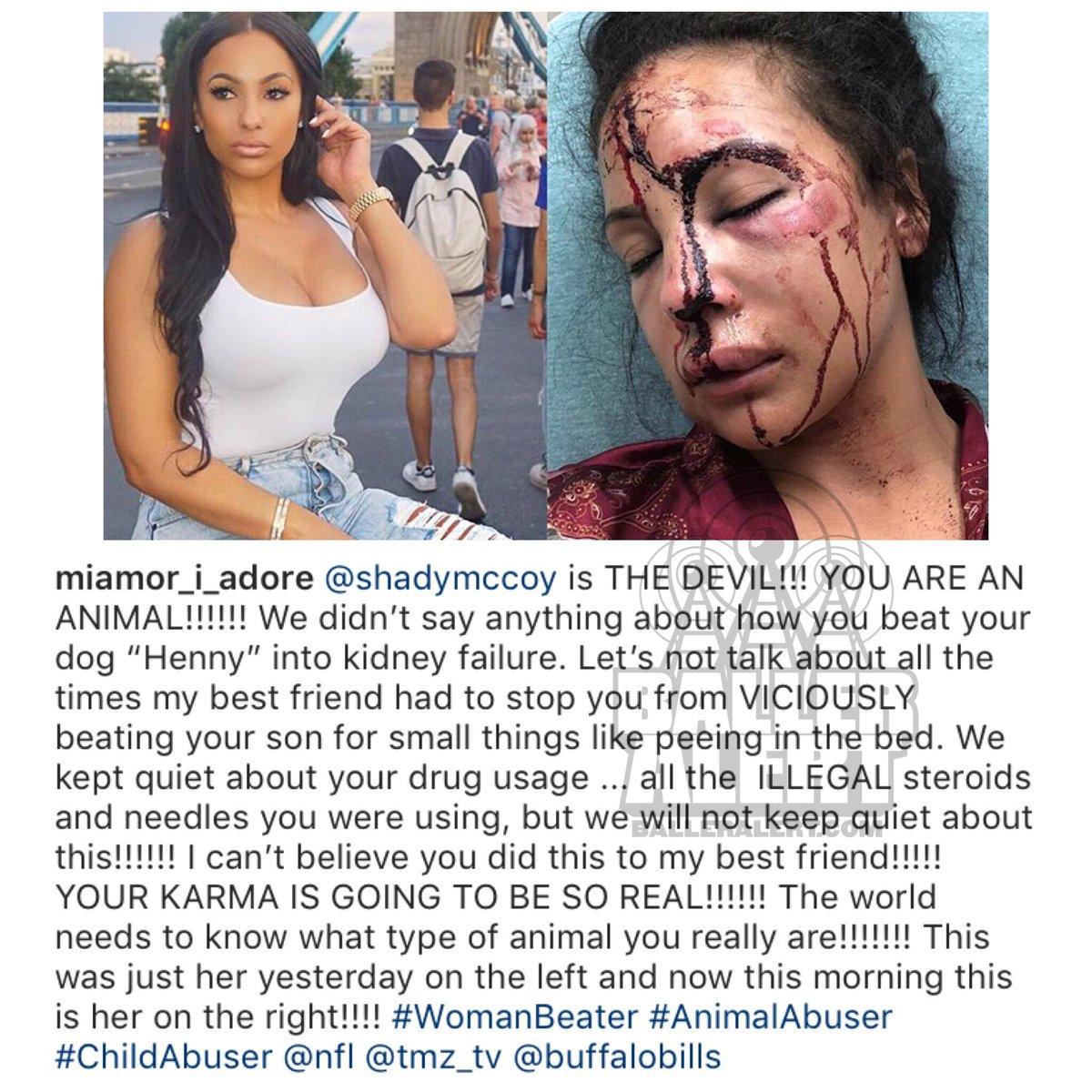 LeSean McCoy niega acusaciones de abuso y agresiones