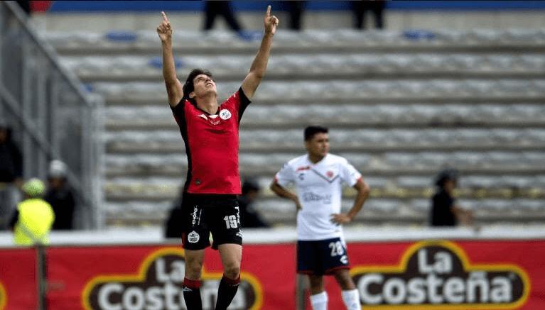 Lobos BUAP Veracruz Resultado Apertura 2018 Pleyers