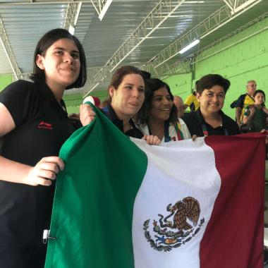 México Juegos Centroamericanos Barranquilla 2018 Tiro Gabriela Martínez