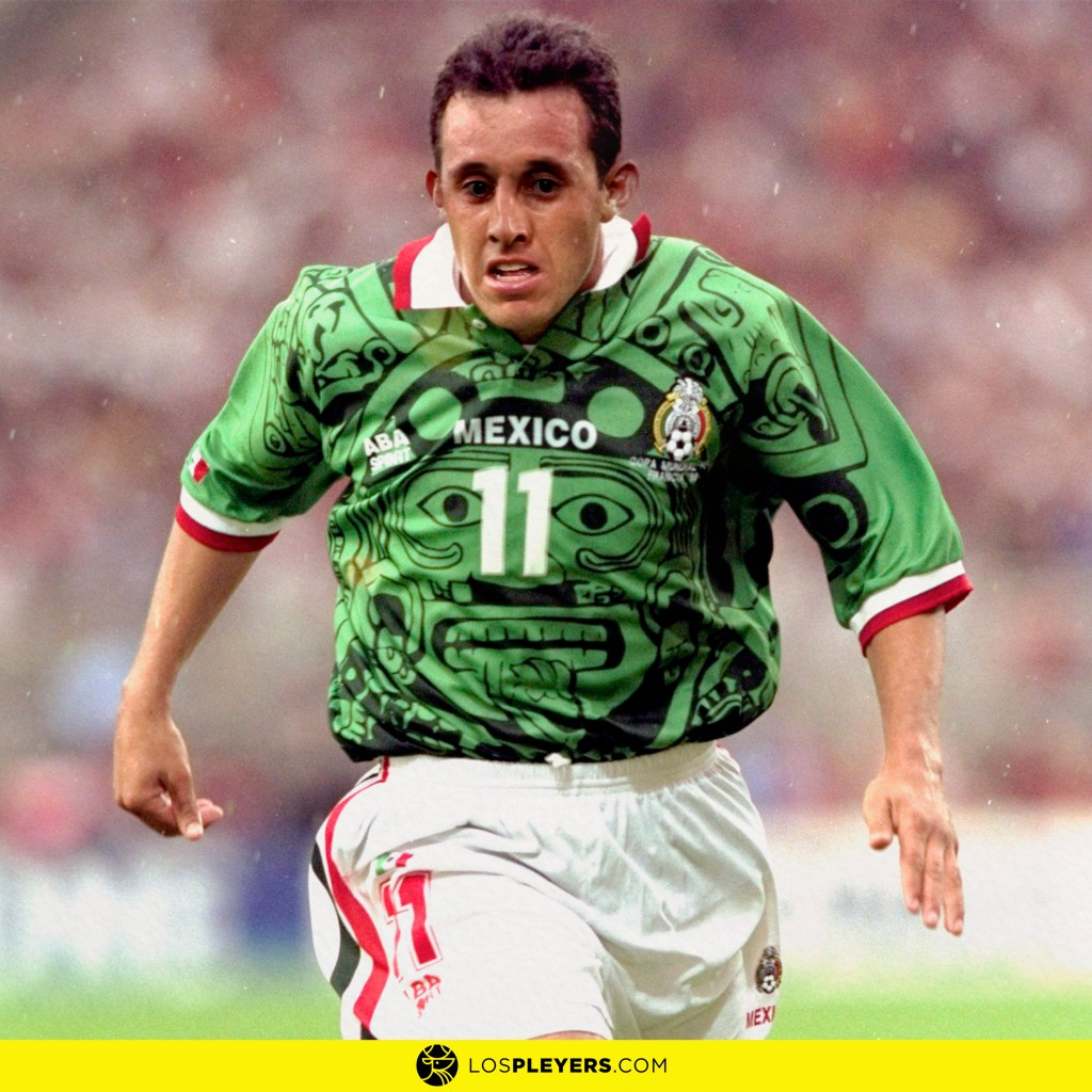 MX Cuauhtemoc Blanco Hector Herrera