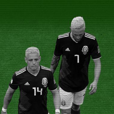Selección Mexicana Mexico Brasil Mundial Rusia 2018 Chicharito