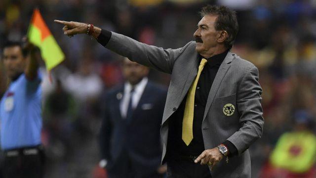 Ricardo La Volpe Candidatos Técnico Selección Mexicana