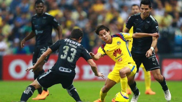 América Monterrey Jornada 4 Apertura 2018 Horario