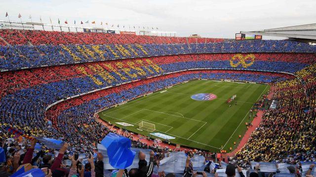 Ataque Terrorista Camp Nou Barcelona Las Ramblas