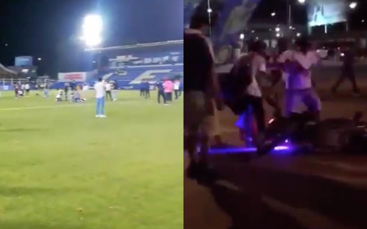 Balazos Celaya San Luis Violencia Estadio