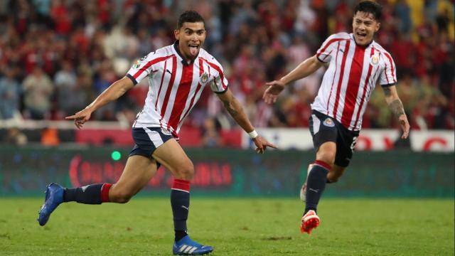 Chivas Atlas Resultado Apertura 2018 Los Pleyers
