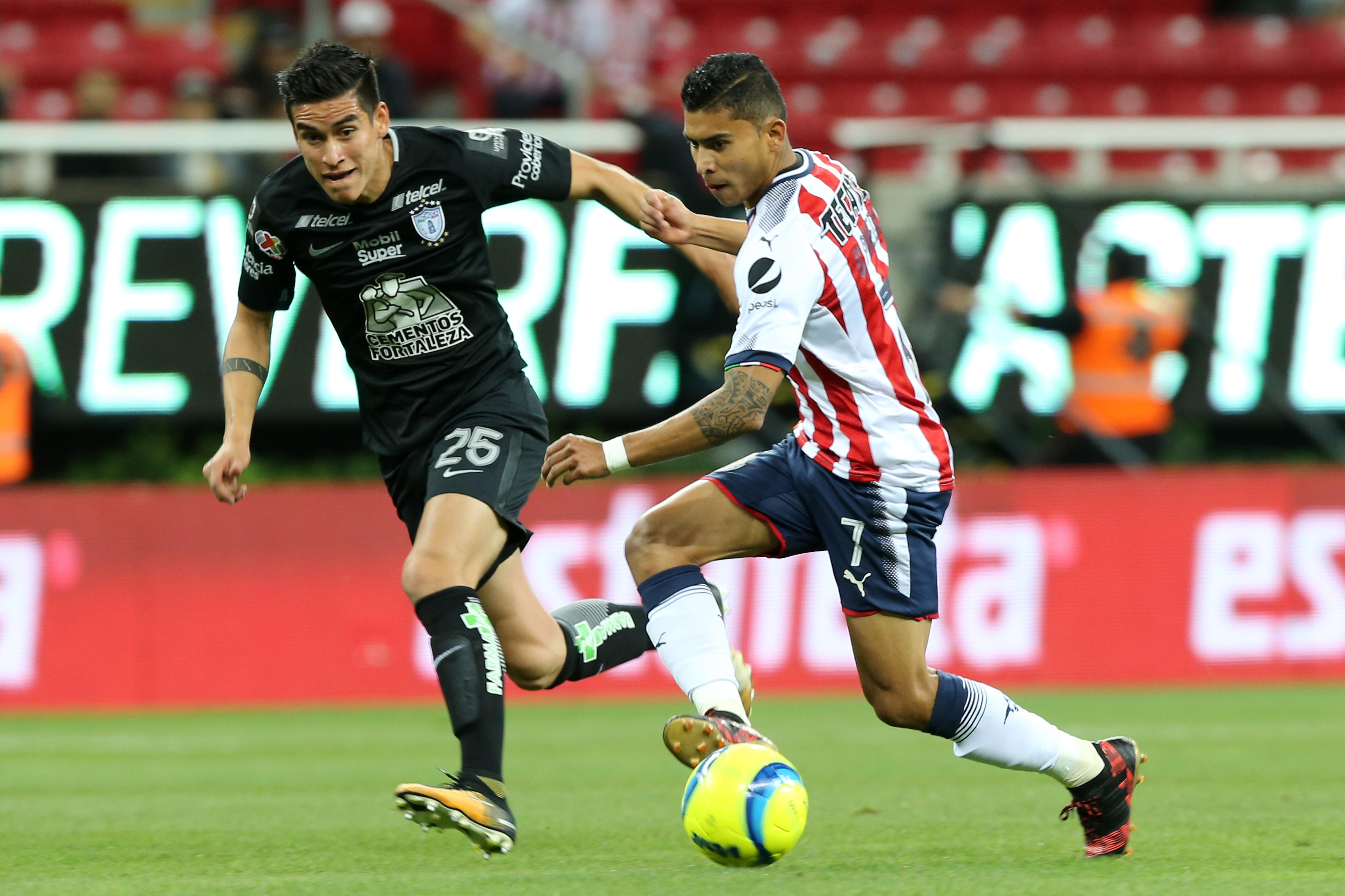 Chivas, Pachuca, Apertura 2018, Jornada 8